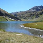 Entdecken Sie bei Ihrem Aufenthalt auf dem Campingplatz La Rochette in Guillestre die Seen der Hautes-Alpes.