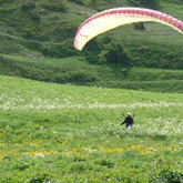 Paragliding and several other outdoor activities in Hautes-Alpes and the neighbouring countries